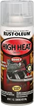 Rust-Oleum Automotive 260771 11-Ounce 2000 Degrees High Heat Spray, Gloss Clear