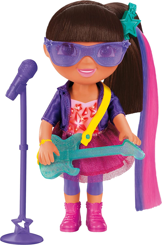 FisherPrice Dora Rocks Sing and Shine Dora