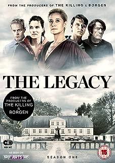 The Legacy Season 1 Set Arvingerne  The Legacy: Season 1  NON-USA FORMAT, PAL, Reg.2 United Kingdom