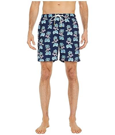 Tommy Bahama Naples Martini Island Swim Trunks (Ocean Deep) Men