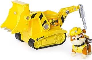 Paw Patrol - Rubble's Diggin' Bulldozer - Figure and Vehicle