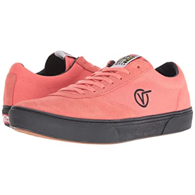 Vans Paradoxxx (Porcelain Rose/Black) Shoes