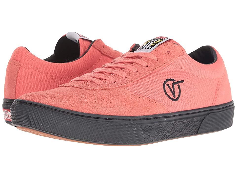 Vans Paradoxxx (Porcelain Rose/Black) Shoes