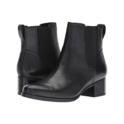 Naturalizer Dallas (Black Leather) Women
