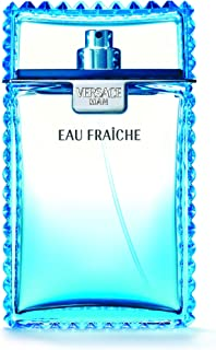 Versace Perfume - Eau Fraiche by Versace - perfume for men -  Eau de Toilette, 200ml