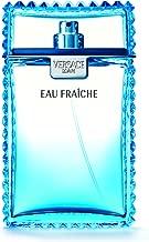 Man Eau Fraiche Eau De Toilette Spray Men by Versace, 6.7 Fl Oz