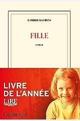 Fille Format Kindle