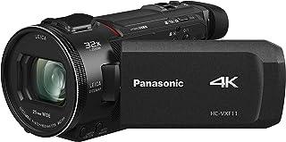 Panasonic HC-VXF11EG-K 4K camcorder (LEICA DICOMAR lens met 24x optische zoom en 32x digitale zoom, 4K en Full HD video, m...