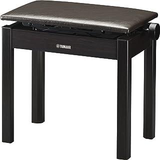 ヤマハ YAMAHA 電子ピアノ用 高低自在椅子 ブラック BC-205BK 4色展開 幅:554mm、 高さ:480~560mm、 奥行:300mm
