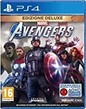 Marvel`s avengers - deluxe edition - day-one - playstation 4