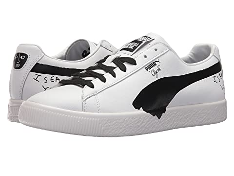 Color Color Puma White Puma Black
