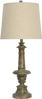 Amazon.com: Collective Design L32113AM - Lámpara de mesa ...
