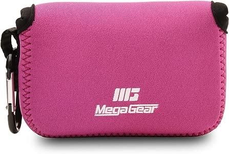 MegaGear Ultra Light Neoprene Camera Case compatible with Nikon Coolpi...