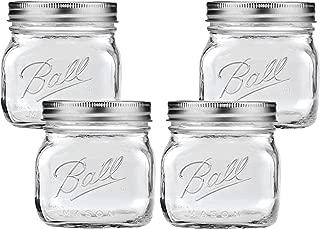 square ball jar