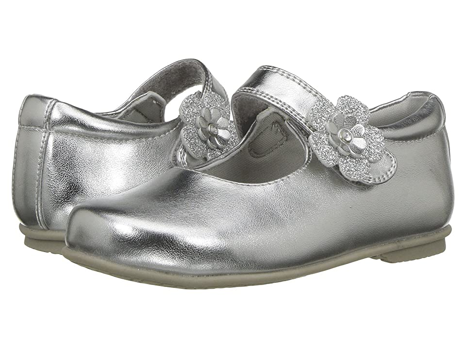 Rachel Kids Lil Dawn (Toddler/Little Kid) (Silver Metallic) Girl