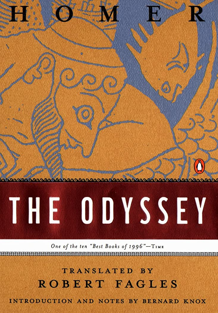 失うヘビー知事The Odyssey (Penguin Classics Deluxe Edition) (English Edition)