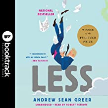 Less (Booktrack Edition): A Novel
