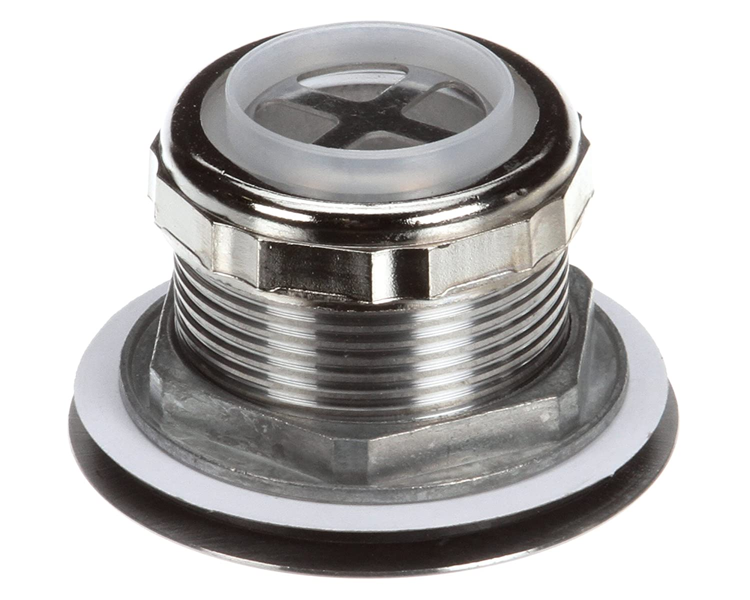 Trust Glastender 01000766 Drain Fitting Financial sales sale Nut and with Ga