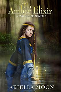 The Amber Elixir (A Two Realms Novella Book 1) (English Edition)