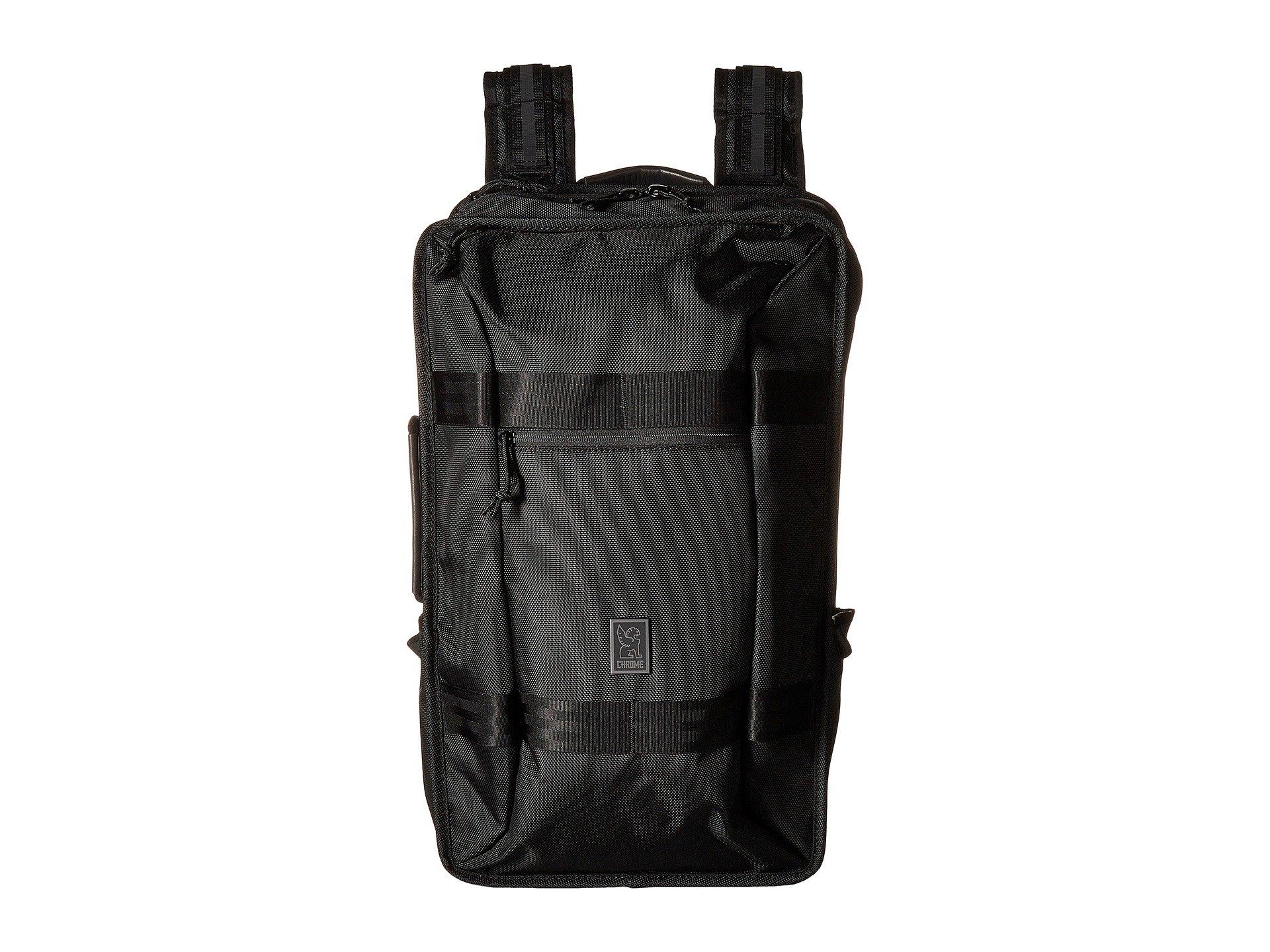 Backpack Black All Backpack Hightower All Chrome Chrome Hightower dwqRxd