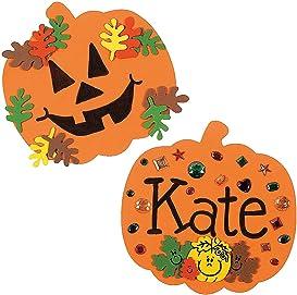 Explore pumpkins for crafts