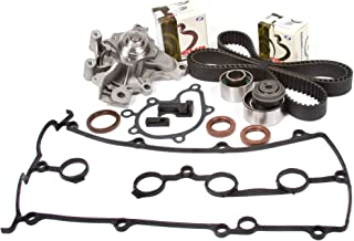 Evergreen TBK228VCT Fits Ford Probe FS 2.0 DOHC 16V Timing Belt Kit Valve Cover Gasket Water Pump