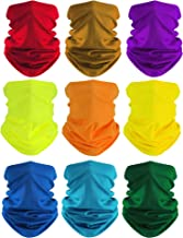 Norme Summer Face Cover UV Protection Neck Gaiter Cooling Bandana Headwear