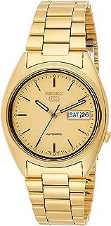 Seiko 5 Men's Mechanical Watch, SNXL72