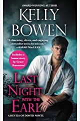 Last Night With the Earl: Includes a bonus novella (The Devils of Dover Book 2) Kindle Edition