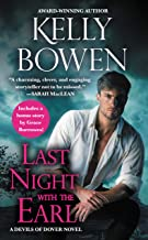 Last Night With the Earl: Includes a bonus novella (The Devils of Dover Book 2)