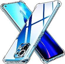 ivoler Coque pour Xiaomi Mi 11, Ultra Transparent Étui de Protection en Silicone Antichoc avec Coins Renforcés, Clair Mince Souple TPU Bumper Housse