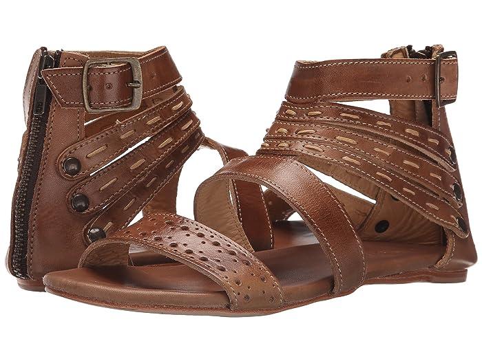Bed Stu  Artemis (Tan Rustic Leather) Womens Sandals