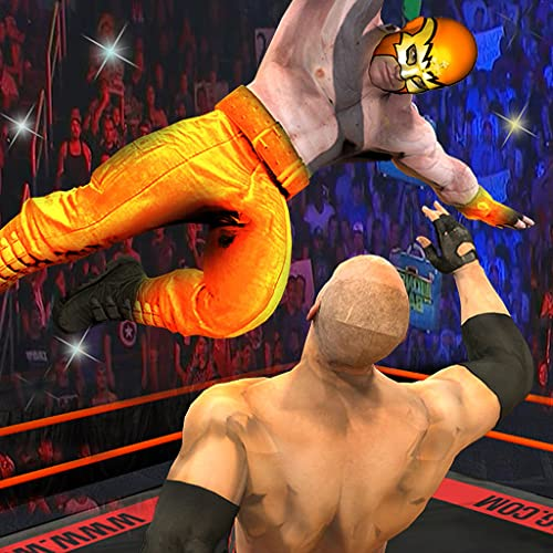 Cage Wrestling Fighting Game - Ultimate Fighter 18
