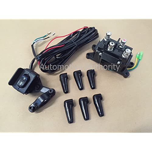 WARN ATV Winch Parts: Amazon.com Warn Atv Winch Switch Wiring Diagram For on