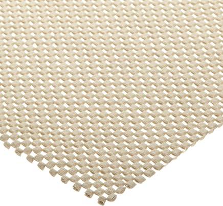 Maddak Tenura Beige Fabric Non-Slip Netting,  6' Length x 20 Width (753780002)
