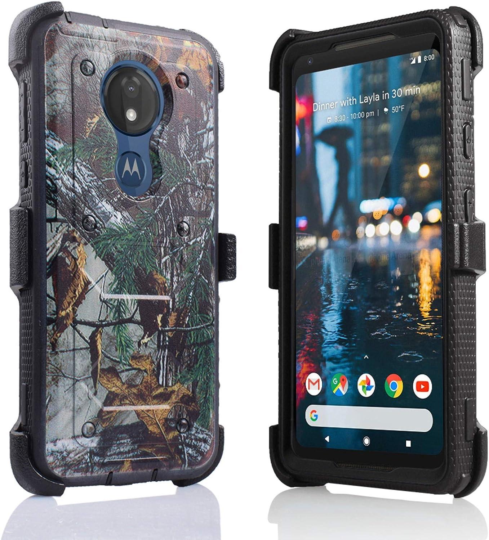 Compatible for T-Mobile Revvlry+ Plus, Motorola Moto G7/ G7 Plus 6.2