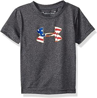 06d987a08 Under Armour Baby Boys Beast On The Field Short Sleeve T-Shirt