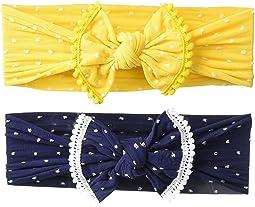 2-Pack Trim Shabby Knot (Infant/Toddler)