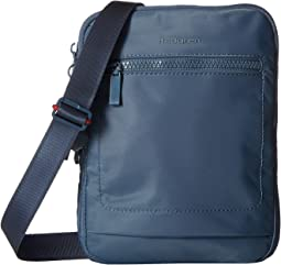 Inter-City Trek Vertical Crossbody RFID
