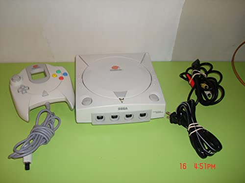 Sega Dreamcast Console - Model HKT-3020