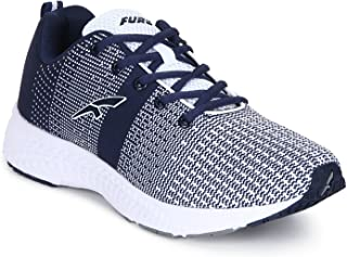 FURO by Redchief Men's Navy Mesh Sports Shoes-7 UK/India