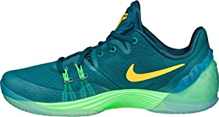 Nike Zoom Kobe Venomenon 5 Basketball Shoes Sneaker Black/Silver
