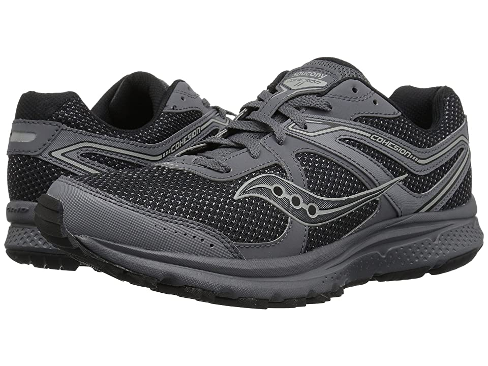 Saucony Grid Cohesion TR 11 (Charcoal/Black 2) Men