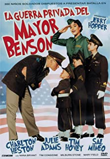 The Private War of Major Benson NON-USA FORMAT, PAL, Reg.0