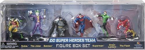 DC Super Heroes Team Figure Set , 2.75 by DC