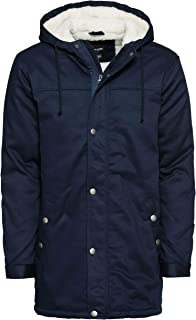 Only & Sons Onsalex Teddy Parka Jacket Exp Re Vd heren Jas
