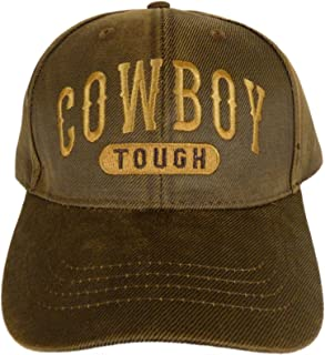 Western Theme Ball Cap Hat