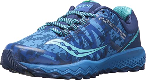 Saucony Chaussures Femme Peregrine 7 Ice+