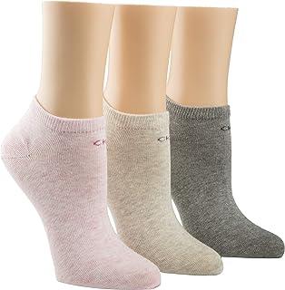 Calvin Klein Liner Logo Chloe Socks Calzini Donna
