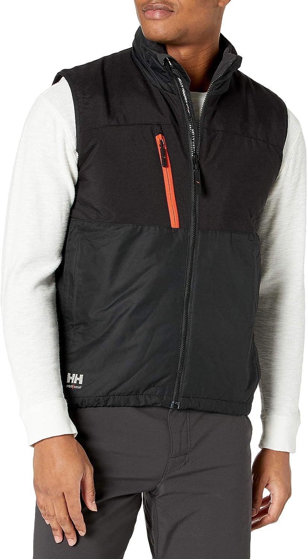Helly-Hansen mens Workwear Utility Primaloft Insulated Vest